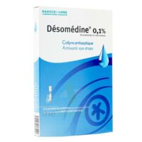 Desomedine 0,1 % Collyre Sol 10fl/0,6ml à Ustaritz