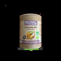 Nat&form Eco Responsable Curcuma Madras Bio Gélules B/90 à Ustaritz