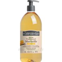 Savon Traditionnel De Marseille Vanille-miel 1l