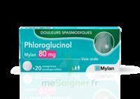 Phloroglucinol Mylan 80 Mg, Comprimé Orodispersible à Ustaritz