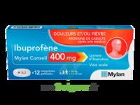 Ibuprofene Mylan Conseil 400mg, Comprimés Pelliculés à Ustaritz