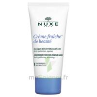 Crème Fraiche® De Beauté - Masque Hydratant 48h Et Anti-pollution50ml à Ustaritz