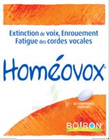 Boiron Homéovox Comprimés à Ustaritz