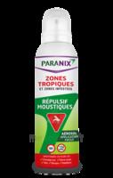 Paranix Moustiques Lotion Zones Tropicales Aérosol/125ml à Ustaritz