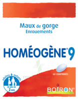 Boiron Homéogène 9 Comprimés à Ustaritz