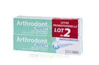 Pierre Fabre Oral Care Arthrodont Protect Dentifrice Lot De 2 X75ml à Ustaritz