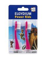 Elgydium Recharge Pour Brosse à Dents électrique Age De Glace Power Kids à Ustaritz