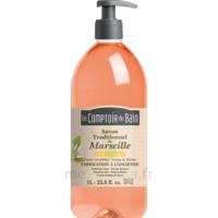 Savon De Marseille Liquide Fleur D'oranger 1l à Ustaritz