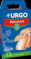 Urgo Résistant Pansement Bande à Découper Antiseptique 6cm*1m à Ustaritz