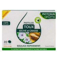 Phytosun Aroms Pastilles Toux B/20 à Ustaritz