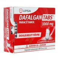 Dafalgantabs 1 G Cpr Pell Plq/8 à Ustaritz