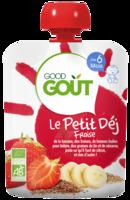 Good Goût Petit Déj Fraise Gourde/70g à Ustaritz