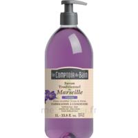 Acheter Le Comptoir du Bain Savon de Marseille Violette 1L à Ustaritz