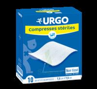 Urgo Compresse Stérile Non Tissée 10x10cm 10 Sachets/2 à Ustaritz